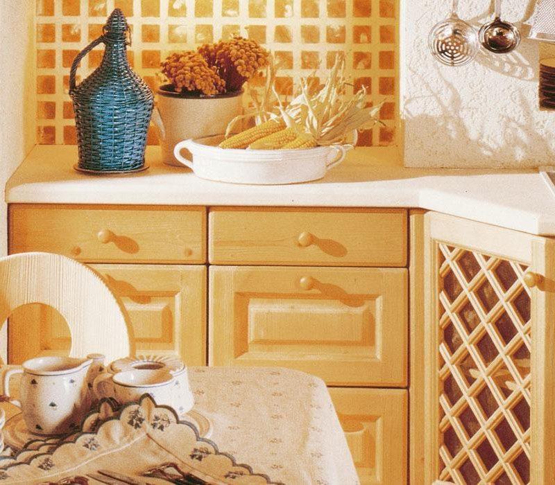 DanKuchen kuhinje po mjeri, model Alttirol, naslovna slika