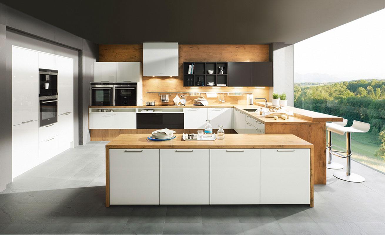 Dan Kuchen studio HR, kuhinje po mjeri, model Living galerija 03