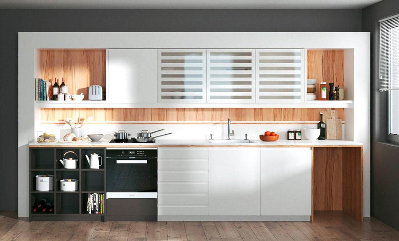 studio HR, DanKuchen boje kuhinja, boje modela Granada, slika 01