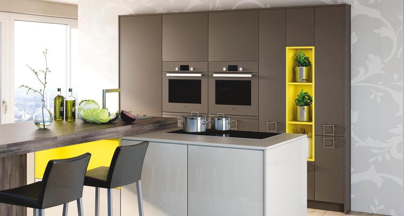 DanKuchen kuhinje po mjeri, model LaCorte, naslovna slika