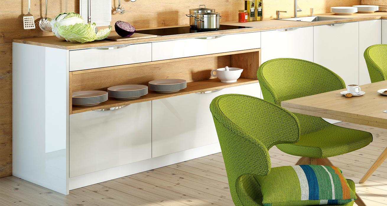 DanKuchen kuhinje po mjeri, model Chromform, naslovna slika