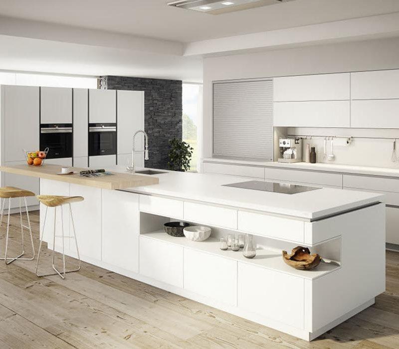 DanKuchen kuhinje po mjeri, model Silbermond, naslovna slika