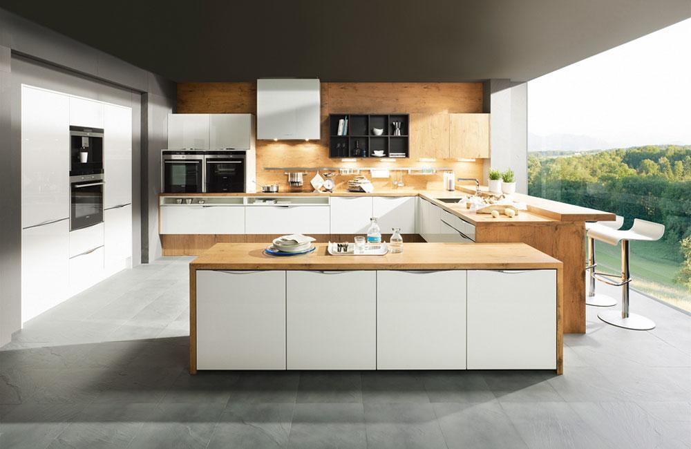 studio HR, DanKuchen kuhinje po mjeri, DanKuchen model Chromform, slika 1