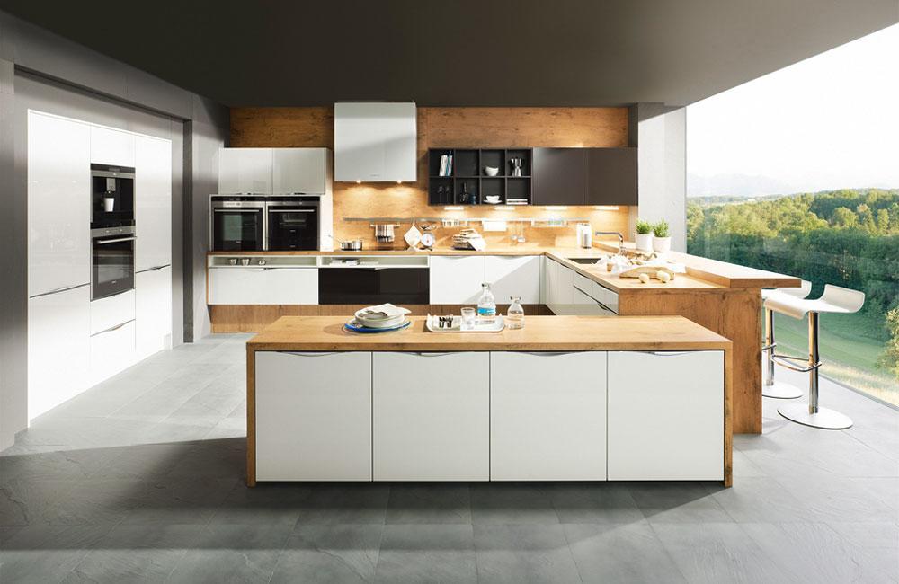 studio HR, DanKuchen kuhinje po mjeri, DanKuchen model Chromform, slika 2