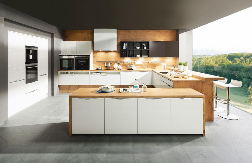 studio HR, DanKuchen kuhinje po mjeri, DanKuchen model Chromform, slika 3