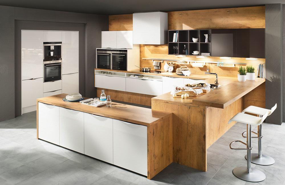 studio HR, DanKuchen kuhinje po mjeri, DanKuchen model Chromform, slika 4