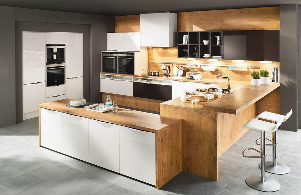 studio HR, DanKuchen kuhinje po mjeri, DanKuchen model Chromform, slika 5