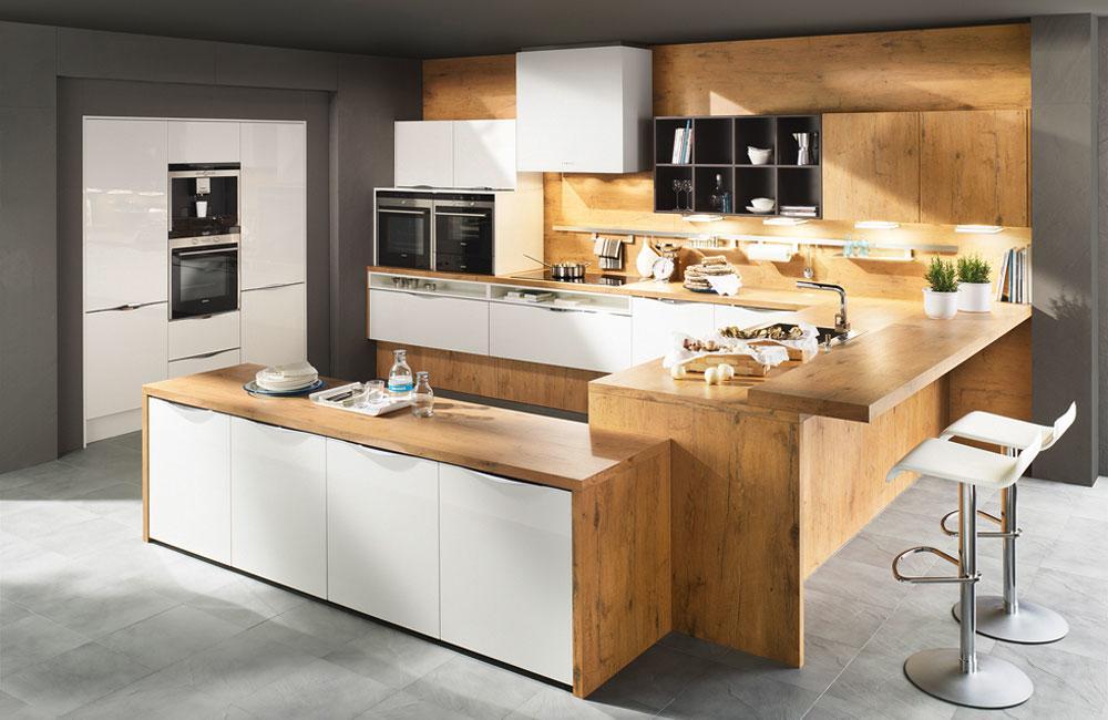 studio HR, DanKuchen kuhinje po mjeri, DanKuchen model Chromform, slika 6
