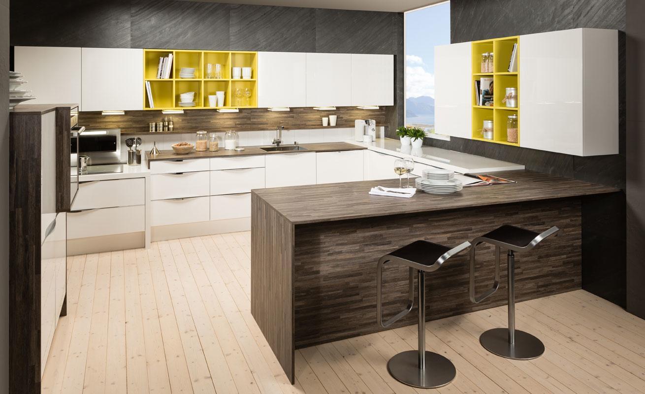 studio HR, DanKuchen boje kuhinja, boje modela Chromform