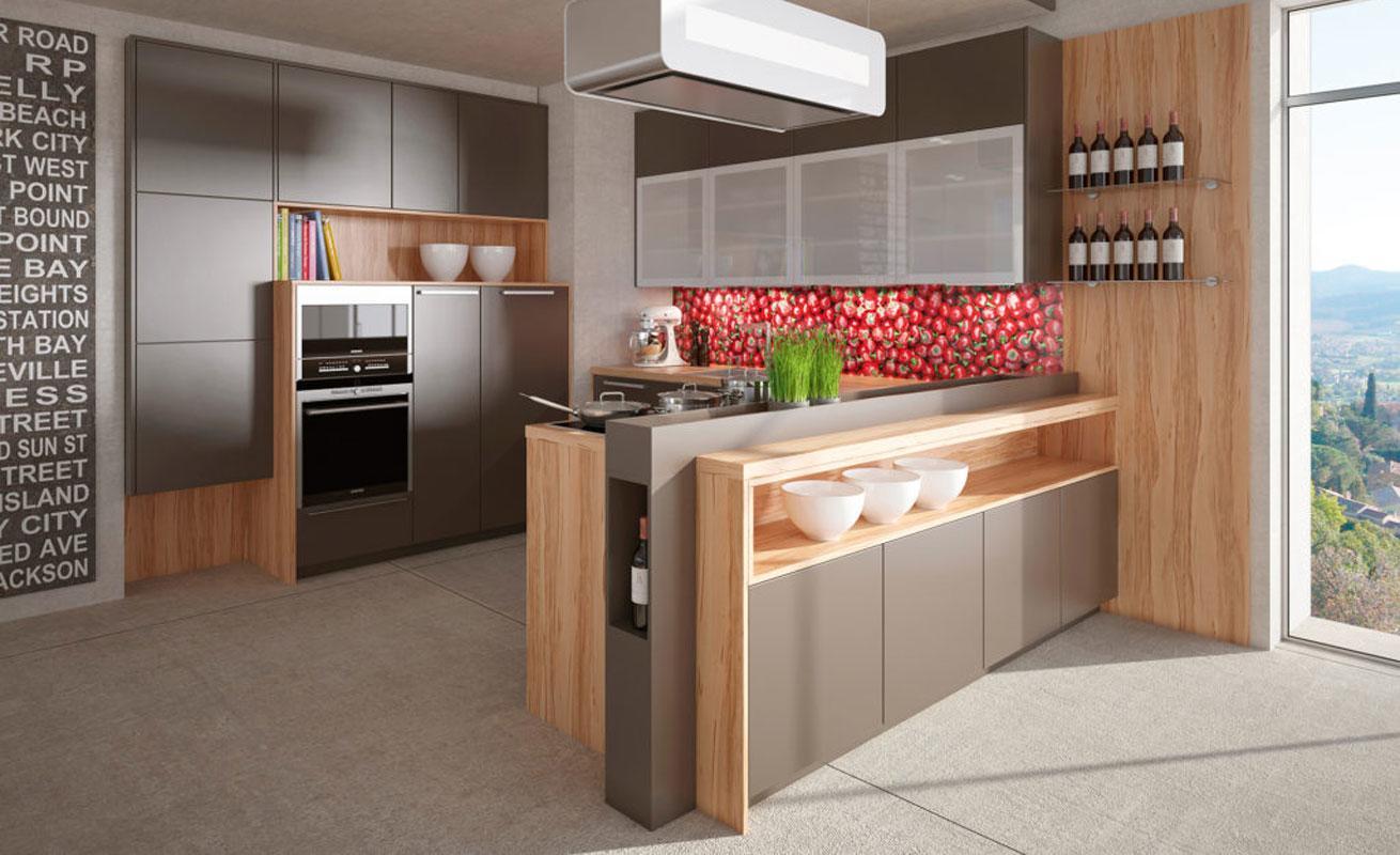 studio HR, DanKuchen boje kuhinja, boje kuhinjskih fronti, boje modela La Corte, slika 01