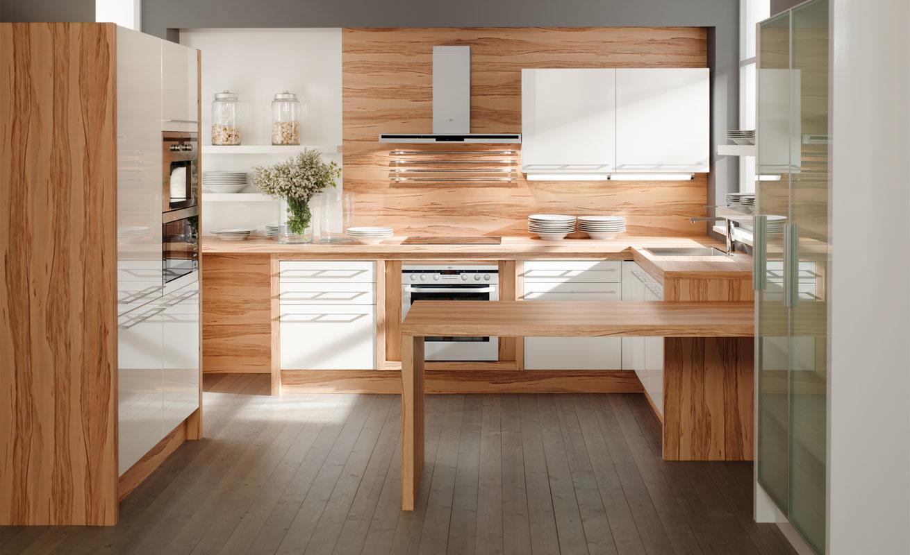 Dan Kuchen studio HR, kuhinje po mjeri, model Living boje 01