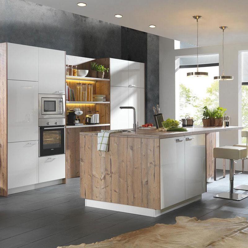 Dan Kuchen studio HR, kuhinje po mjeri, model Living galerija 04