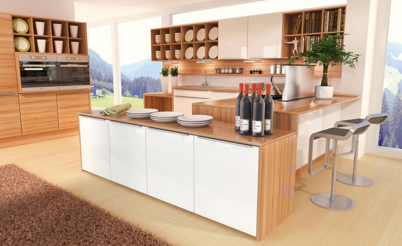 studio HR, DanKuchen boje kuhinja, boje kuhinjskih fronti, boje modela Toplux, slika 01
