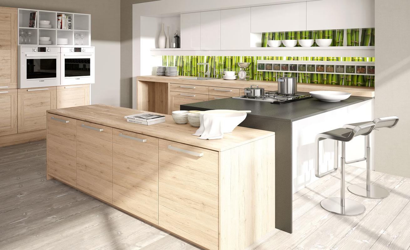 studio HR, DanKuchen boje kuhinja, boje kuhinjskih fronti, boje modela Villalux slika 02
