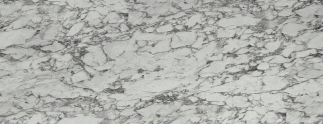 studio HR, kuhinje po mjeri, Dan Kuchen zidna obloga dekor kamena Marmor Weiß mat