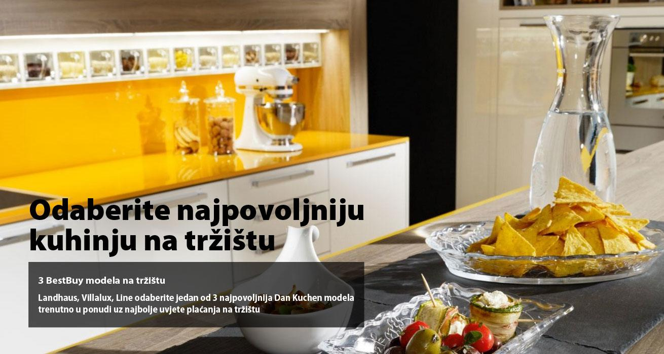 studioHR, Dan Kuchen - Best Buy kuhinje na tržištu