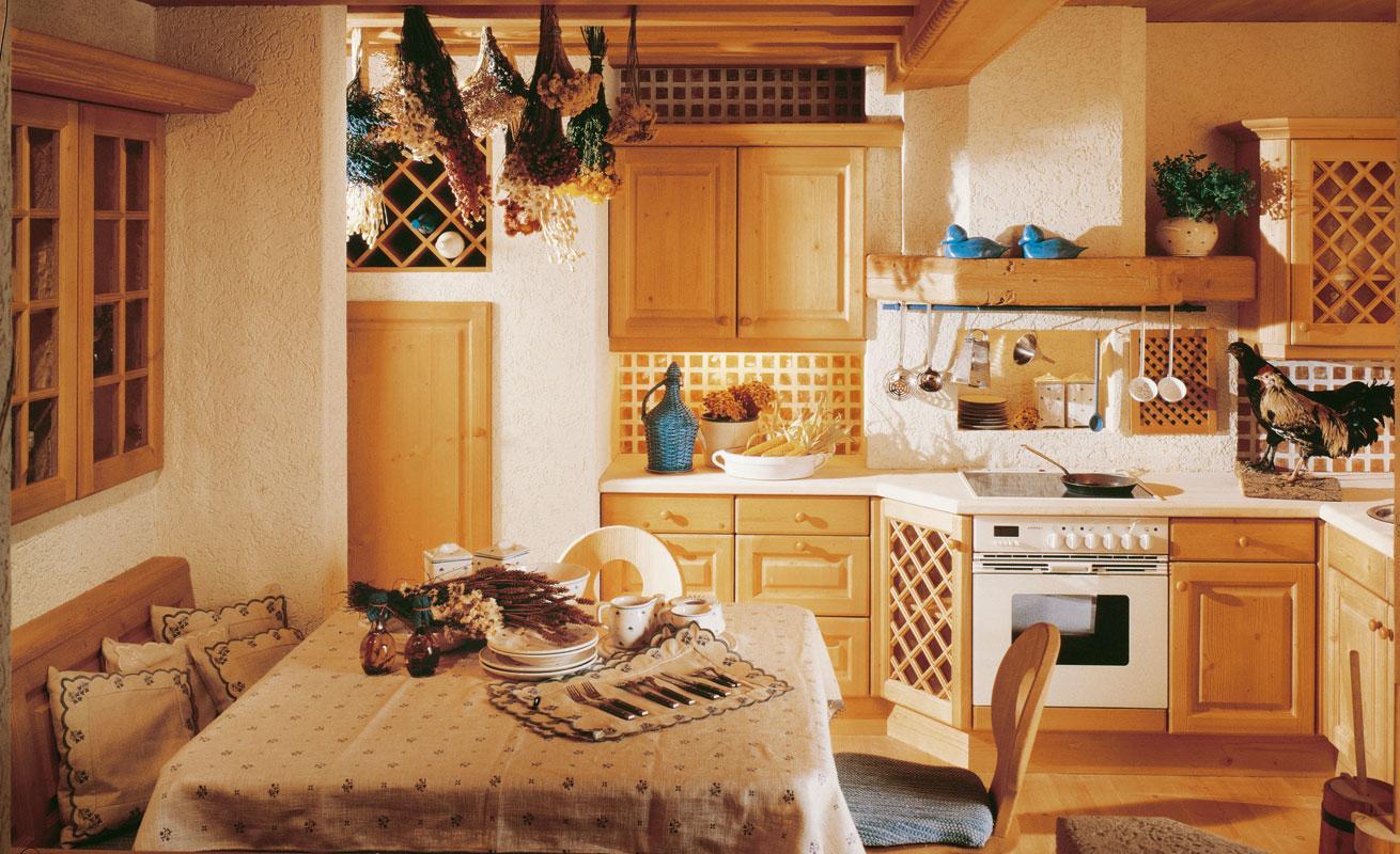 studio HR, DanKuchen boje kuhinja, boje modela Alttirol, slika 01