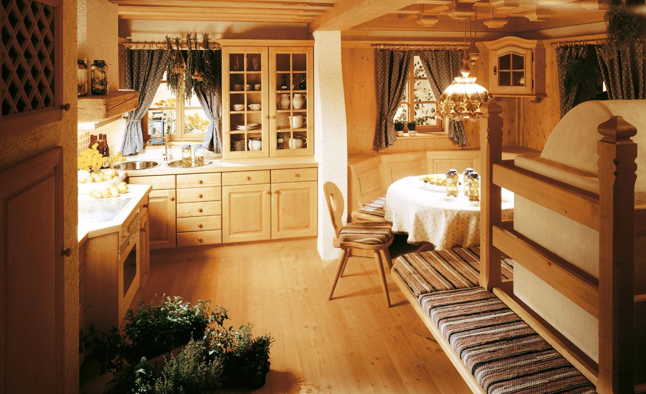studio HR, DanKuchen boje kuhinja, boje modela Alttirol, slika 02