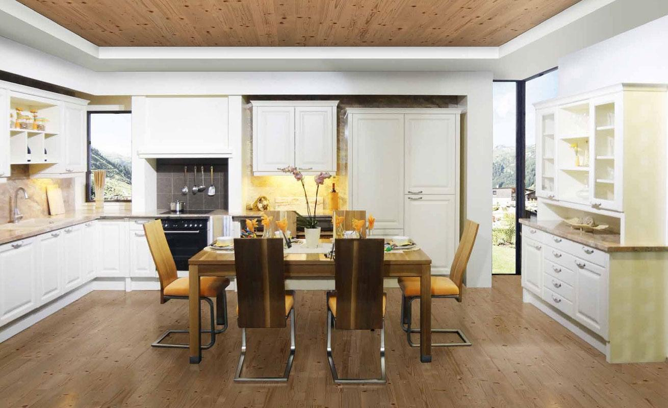 studio HR, DanKuchen boje kuhinja, boje kuhinjskih fronti, boje modela Landhaus, slika 01