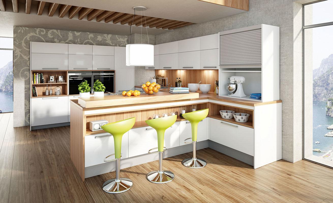 studio HR, DanKuchen boje kuhinja, boje kuhinjskih fronti, boje modela Linea slika 01