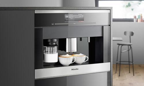studio HR, Caffe aparati