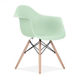 studioHR, DAW stolca pepermint zelene boje, slika 02