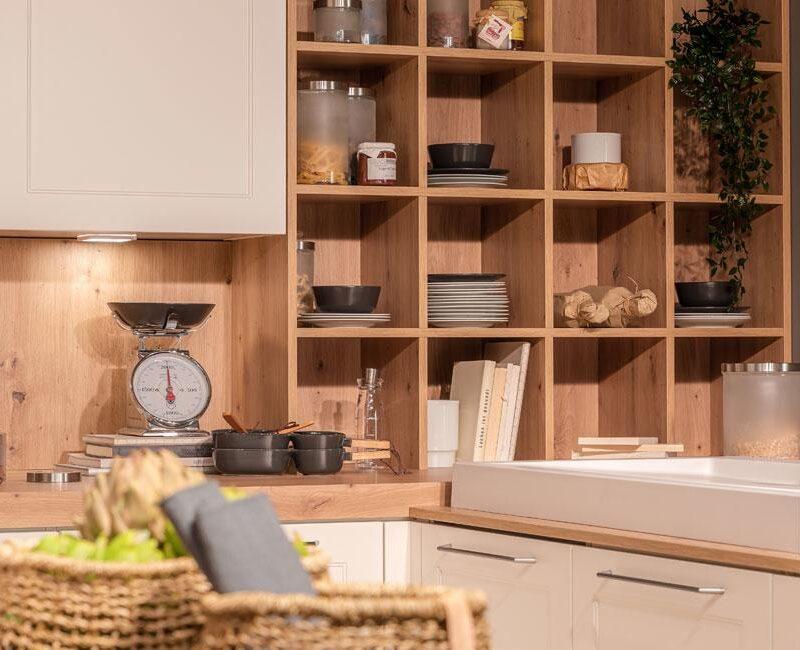 DanKuchen Classico kuhinjae po mjeri rustikalnog dizajan