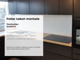 DanKuchen Toplux Projekt 9666209000, Fotke nakon montaže