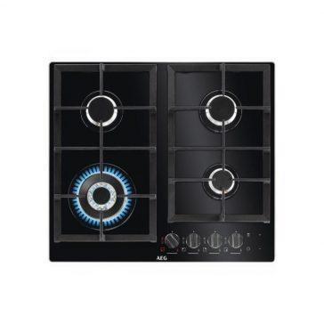 AEG HKB64540NB, Ugradbena Plinska ploča za kuhanje, studioHR kućanski aparati, slika 00