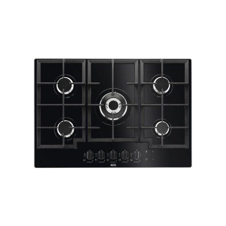 AEG HKB75540NB, Ugradbena Plinska ploča za kuhanje, studioHR kućanski aparati, slika 00
