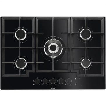 AEG HKB75540NB, Ugradbena Plinska ploča za kuhanje, studioHR kućanski aparati, slika 01