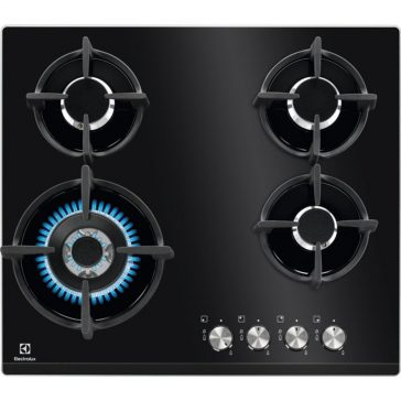 Electrolux KGG6437K Ugradbena Plinska ploča za kuhanje, studioHR kućanski aparati, slika 01