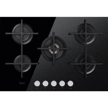 Whirlpool GOA7523NB, Ugradbena Plinska ploča za kuhanje, studioHR kućanski aparati, slika 01