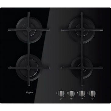 Whirlpool GOS6413NB Ugradbena Plinska ploča za kuhanje, studioHR kućanski aparati, slika 01