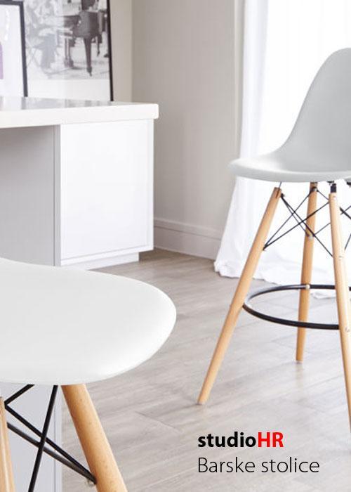 studio HR, Barske stolice