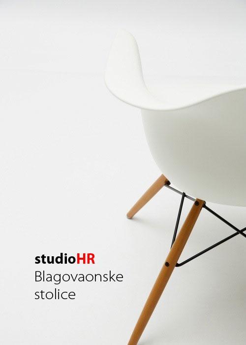 studio HR, Blagovaonske stolice