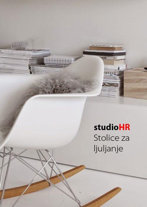 studio HR, Stolice za ljuljanje