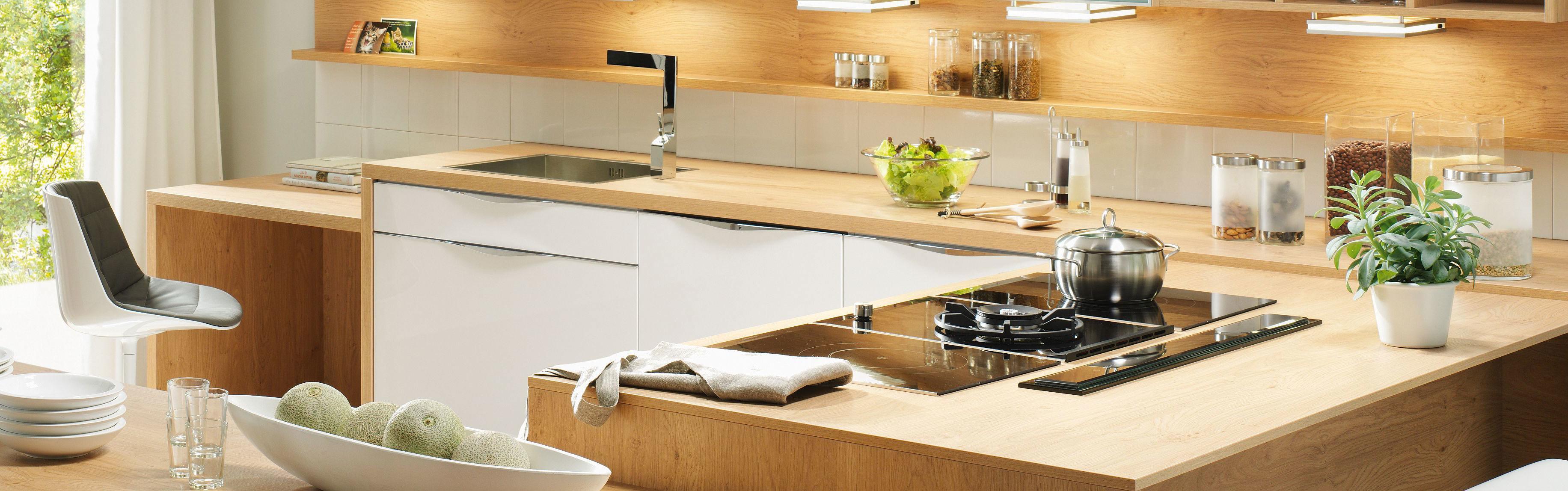 studioHR, DanKuchen Chromform kuhinja bijele boje visokog sjaja, slika 09