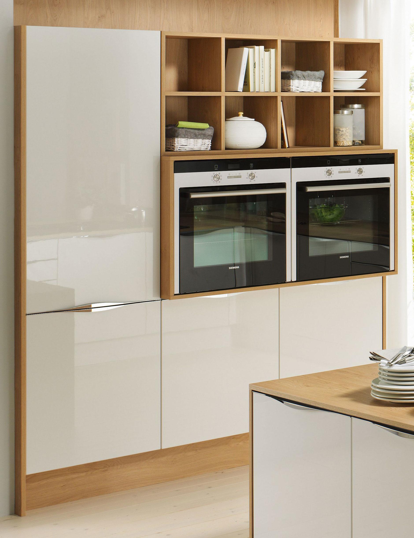 studioHR, DanKuchen Chromform kuhinja bijele boje visokog sjaja, slika 05