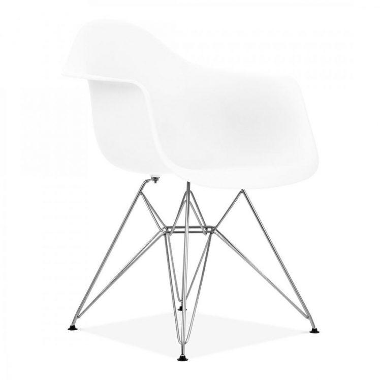 studioHR, DAR stolca bijele boje, slika 02