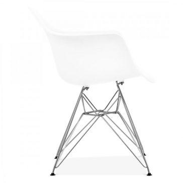 studioHR, DAR stolca bijele boje, slika 03
