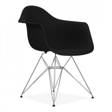 studioHR, DAR stolca crne boje, slika 02