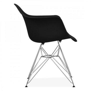 studioHR, DAR stolca crne boje, slika 03