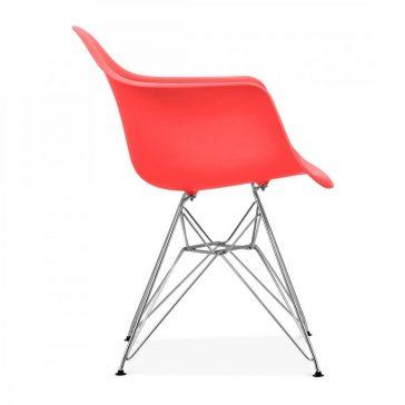 studioHR, DAR stolca crvene boje, slika 03