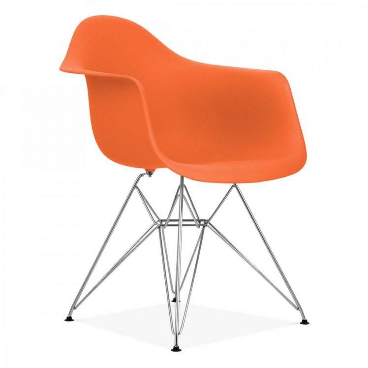 studioHR, DAR stolca narančaste boje, slika 02