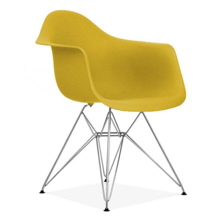 studioHR, DAR stolca oker žute boje, slika 02