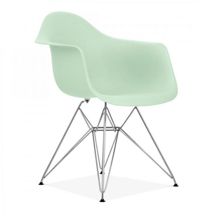 studioHR, DAR stolca pepermint zelene boje, slika 02