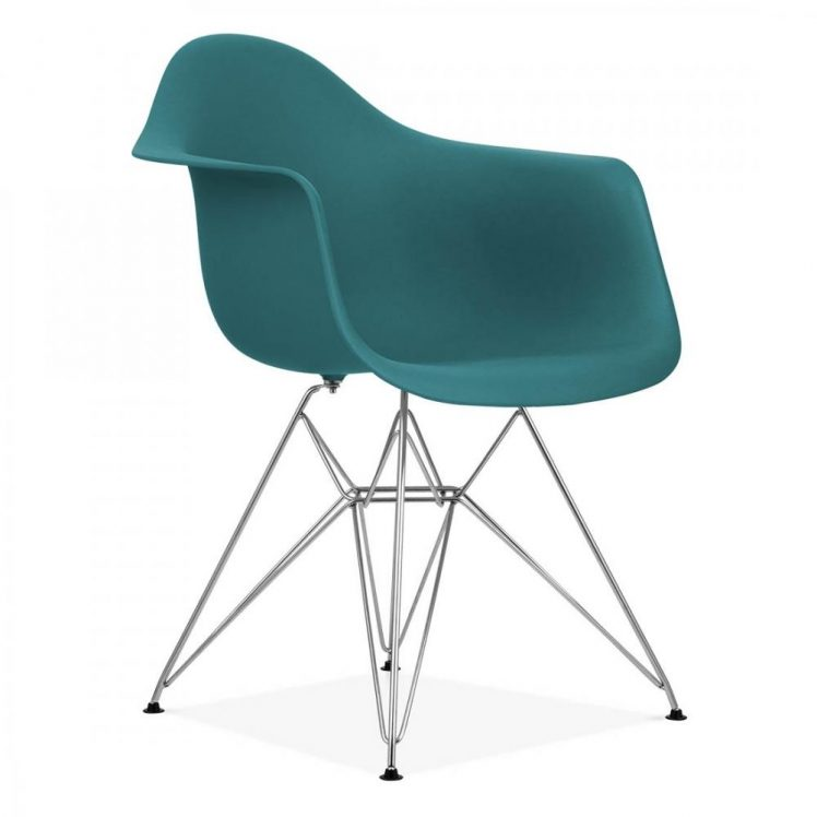 studioHR, DAR stolca petrolej zelene boje, slika 02