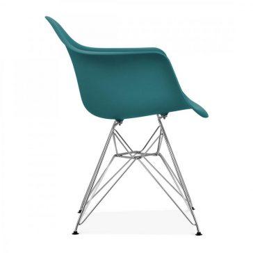 studioHR, DAR stolca petrolej zelene boje, slika 03