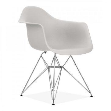 studioHR, DAR stolca svijetlo sive boje, slika 02